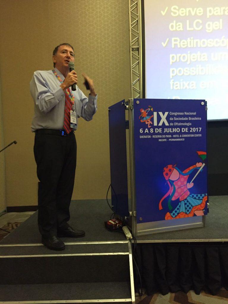 IX Congresso Nacional da Sociedade Brasileira de Oftalmologia